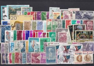 Super Lot of Mixed World Stamps - Few Religious Themes Ref 31630