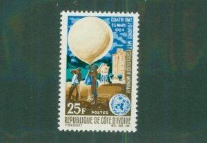 Ivory Coast 213 MH BIN$ 1.25