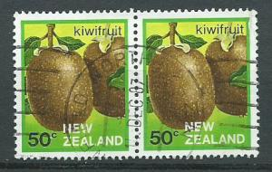 New Zealand SG 1287  FU pair