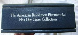 American Revolution Bicentennial FDC Collection SEE