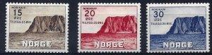 NORWAY 1930 Scott B1-3 Cmplt unused set scv $127.00 less 80%=$25.40