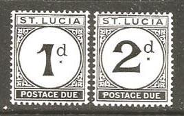 St. Lucia J3-J4 [H] CV $55