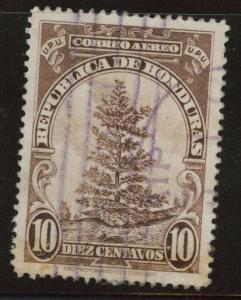 Honduras  Scott C133 Used stamp