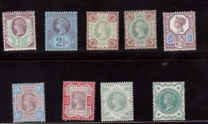 Great Britain #112 \ #125 VF Mint Selection