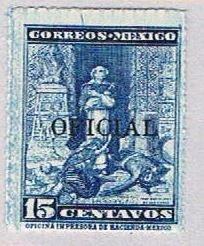 Mexico O215 MNH Overprint 1934 (BP50923)