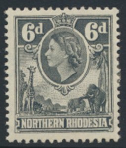 Northern Rhodesia  SG 68  SC# 68 MLH  see detail and scans