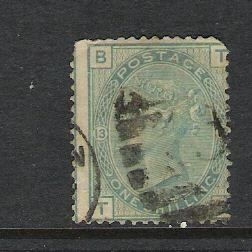 GREAT BRITAIN 64 USED P13 W25 CV70 FAULTY Q381