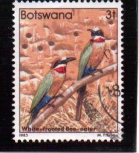 Botswana  Scott#  305  Used