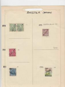 Angola Stamps Ref 14602