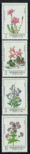 China (ROC) SC# 2423-2426, Mint Lightly Hinged - Lot 041117