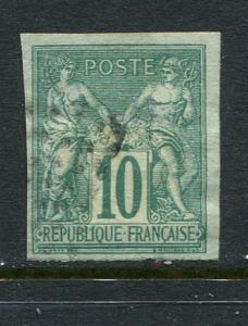 French Colonies #32 Used