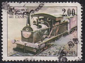 Sri Lanka 687 Used 1983 Train