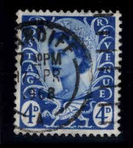 Wales Monmouthshire  Regional issues Scott 8 Used