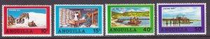 Anguilla (1969) #49-52 MNH