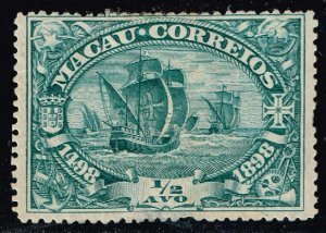 MACAU STAMP 1898  400th Anniversary of the Discovery of Sea Route to India MH/OG