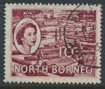 North Borneo  SG 378  SC# 267  Used  see scan
