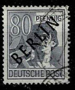 Berlin 1949,Sc.#9N14-5 used