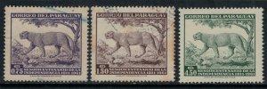 Paraguay #594-6*/u  CV $3.00