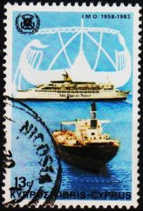 Cyprus. 1983 13c S.G.621 Fine Used