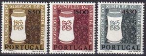 Portugal #922-4  MNH CV $4.35  (Z8015)