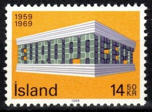 Iceland #407 MNH   (V5370)