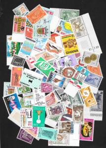 WORLDWIDE (1000) Mint Never Hinged Stamps ALL DIFFERENT!
