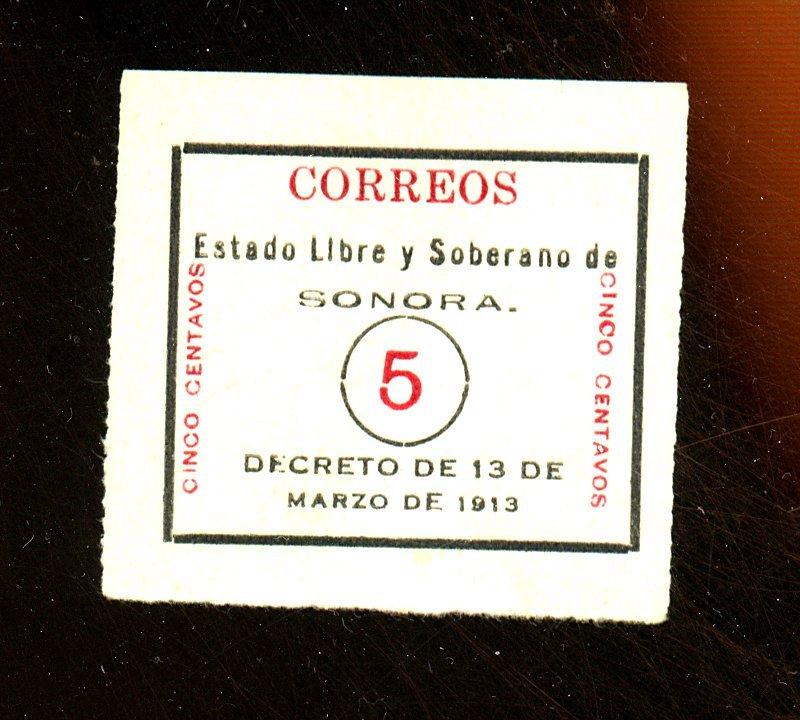 Mexico #327 MNTVF OG HR SM thin Cat $1,200