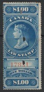 Canada (Revenue) van Dam FSC5, used