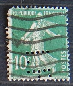 France, Sower - New Value - Precancelled Prices are for Unused/Hinged, SC #163
