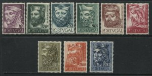 Portugal Kings to 2.30 E unmounted mint NH