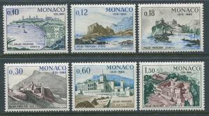 Monaco 618-23 Mint NH complete set. NO per item S/H fees