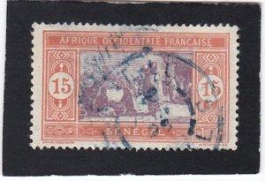 Senegal,  #   87    used