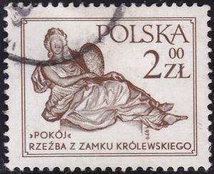 Poland 2286 USED 1979 Peace 2.00zł