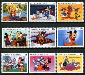 Antigua Barbuda 2026-34 MNH Disney characters Mickey Mouse Christmas 1997 x10564