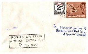 Ghana, Auxiliary Markings, Trains