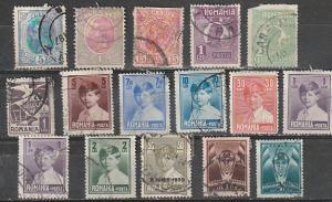 Romania Used Lot #3