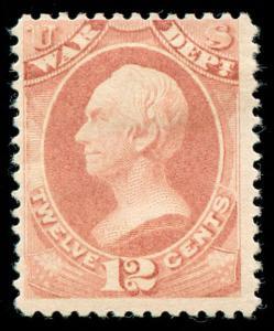 momen: US Stamps #O89 Mint OG Sound