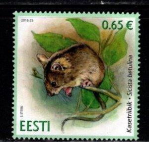 Estonia - #823 Sicista Betulina - MNH