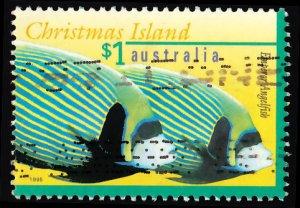 Christmas Islands Scott 375 Used.