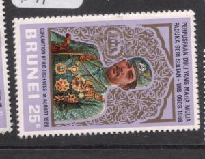 Brunei SG 157-9 MNH (5deo)