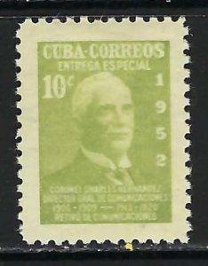 CUBA E17 MOG N444