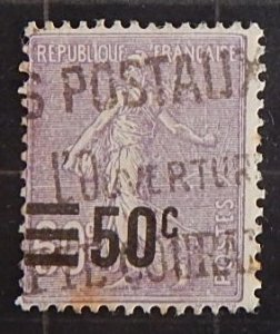 France, 1924-1926, Sower - New Values, (1809-Т)