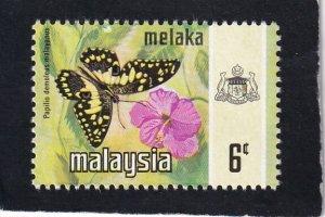 Malaysia,   Malacca        #       77      MNH