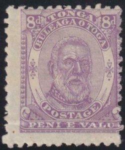 Tonga 1892 SC 13 MLH