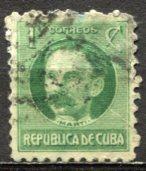 Cuba; 1930: Sc. # 308; O/Used Single Stamp