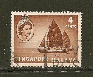 Singapore 30 Twa-Kow Used