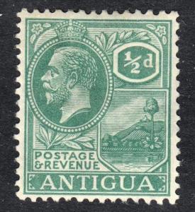 Antigua Scott 42  wtmk 4  VF mint OG H.
