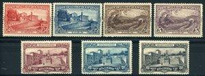 SAN MARINO #108-110 #111-114 Postage Stamp Collection EUROPE Mint VF LH OG