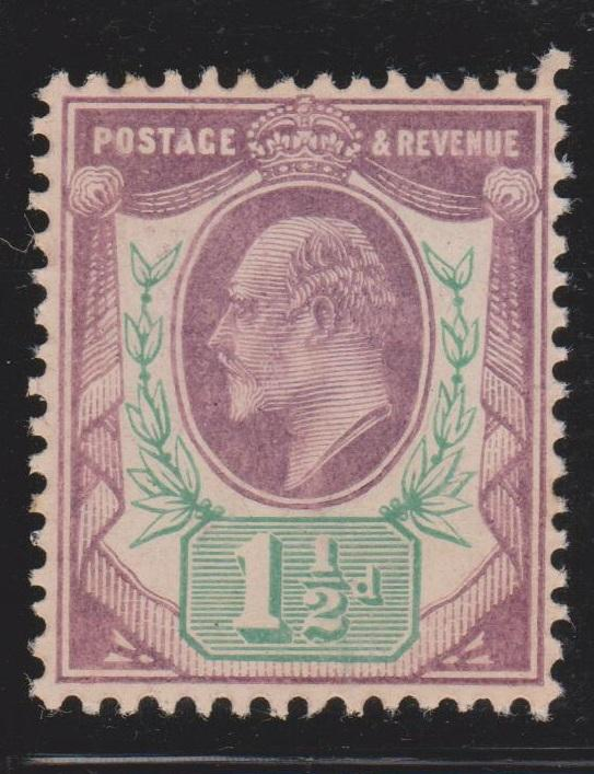 Great Britain Sc#129 MNH Couple of toned perfs