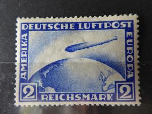 Germany  1931  Graf Zeppelin    Sc# C36   MNH  WMK 126